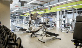 Security systems for fitness industry