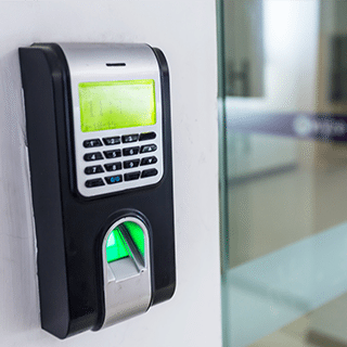 Security system. Access control technology.