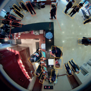 Security systems and video analytics for retail