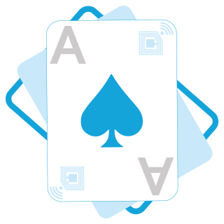 Security solution for casino industry