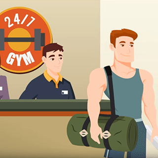 Security and Access Control Solutions for 24 Hour Gyms